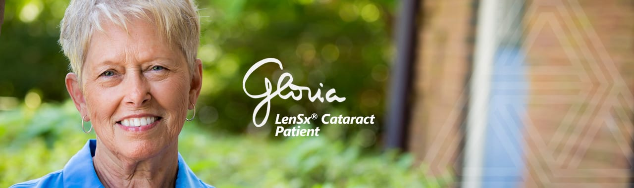 LenSx® Blade-Free Cataract Patient