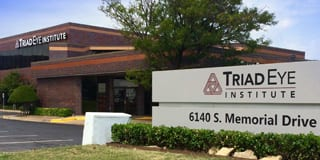 Triad Eye Institute Located in Tulsa, Oklahoma