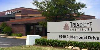Triad Eye Institute Located in Tulsa, Oklahoma